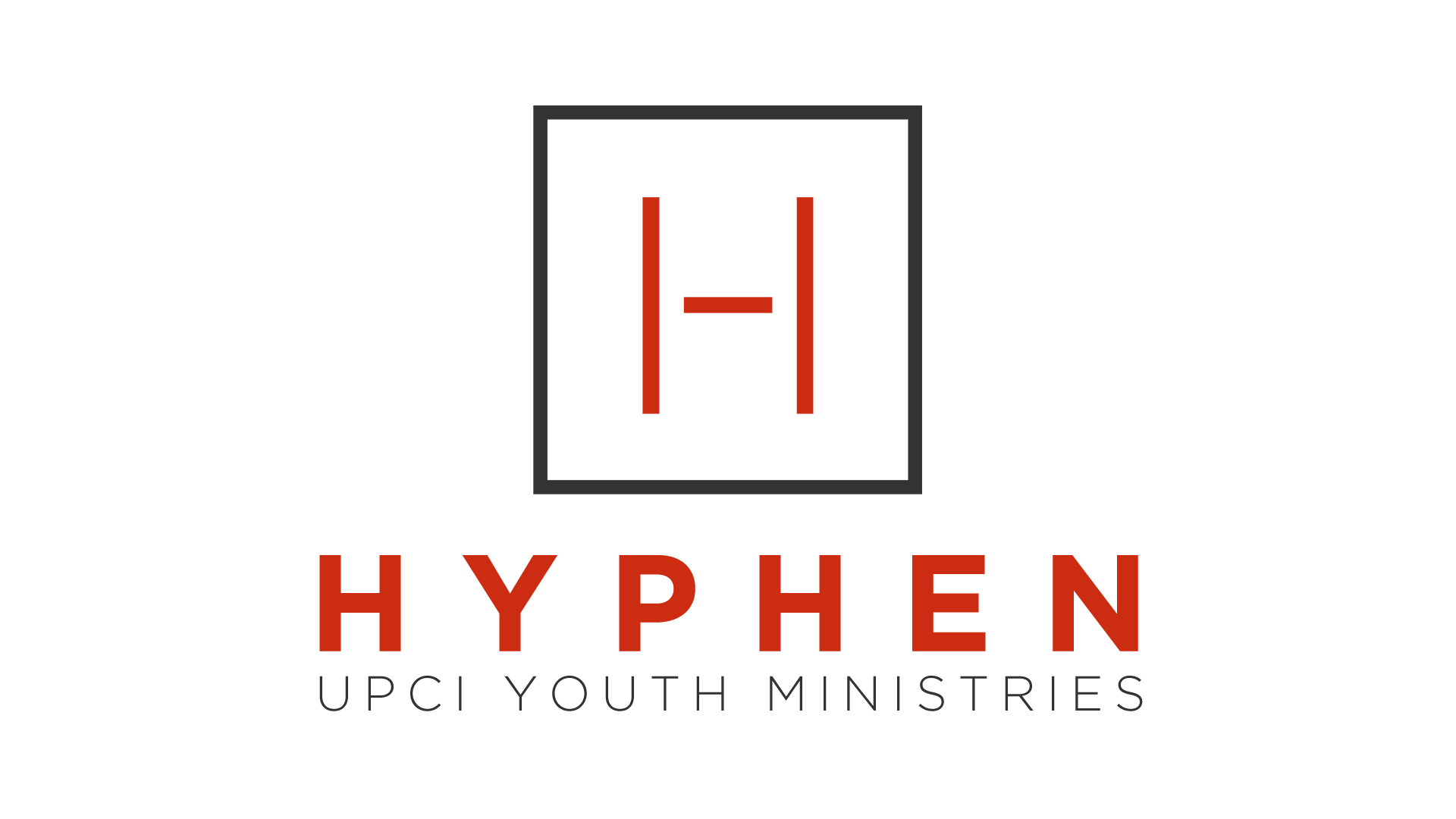 HYPHEN UPCI Youth Ministries